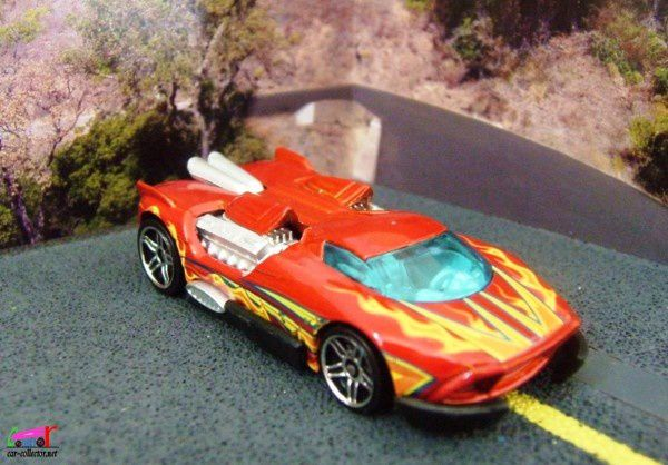 MAELSTROM HOT WHEELS 1/64 VOITURE FUTURISTE
