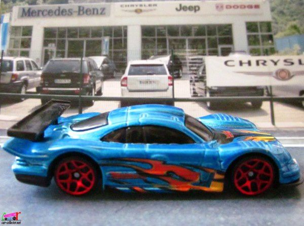 MERCEDES CLK - LM HOT WHEELS 1/64