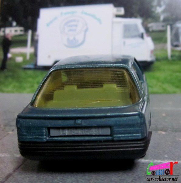 RENAULT 25 1984 SOLIDO 1/43
