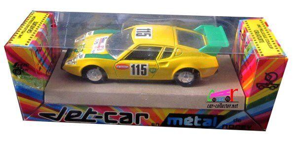 LIGIER JS2 TOUR DE FRANCE AUTO 1973 NOREV 1/43
