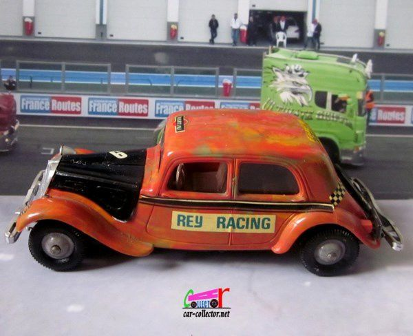 CITROEN TRACTION 11 BL STOCK CAR 1939 NOREV 1/43