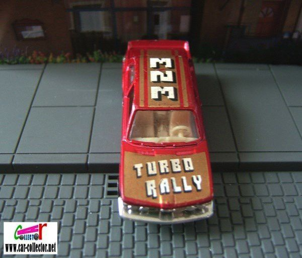 BMW 320I TURBO RALLY NOREV 1/64
