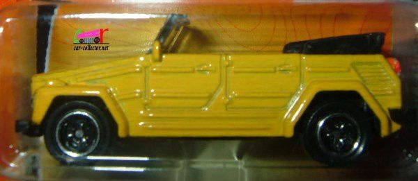VW THING TYPE 181 1974 CABRIOLET MATCHBOX 1/59