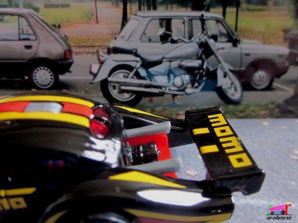 VOLKSWAGEN KAFER RACER HOT WHEELS 1/64 - VW COX RACER