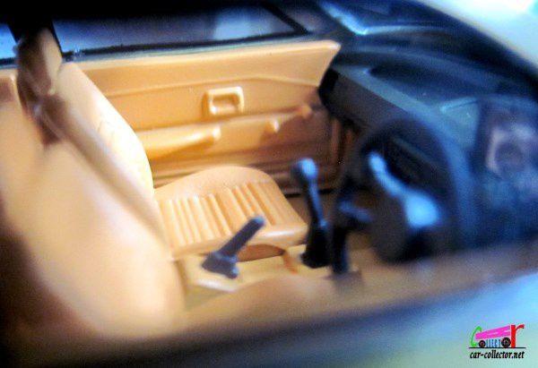 HONDA ACCORD EX5 CVCC HATCHBACK 1976 EBBRO 1/43