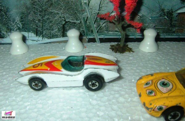 SECOND WIND HOT WHEELS 1/64