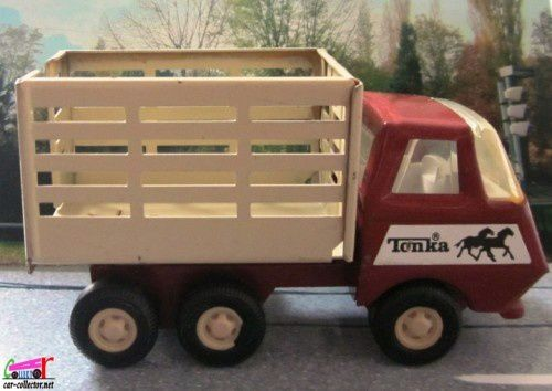 camion betaillere tonka