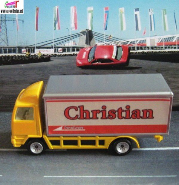 camion trans europe prenom christian carroussel
