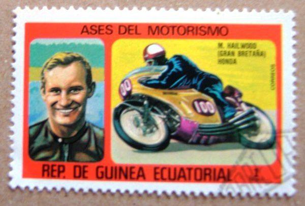 timbre honda hailwood republique de guinee