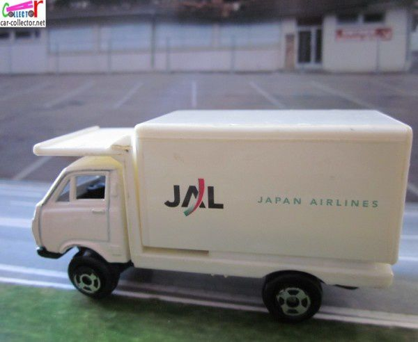 camion welly japan airlines