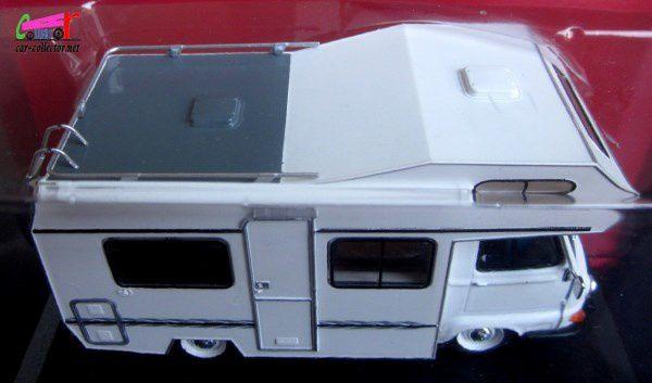 FASCICULE N°6 STAR AUTOSTAR 1979 RENAULT ESTAFETTE CAMPING CAR IXO 1/43
