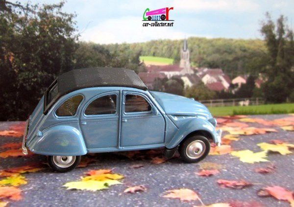 citroen 2 cv berline welly 1  60