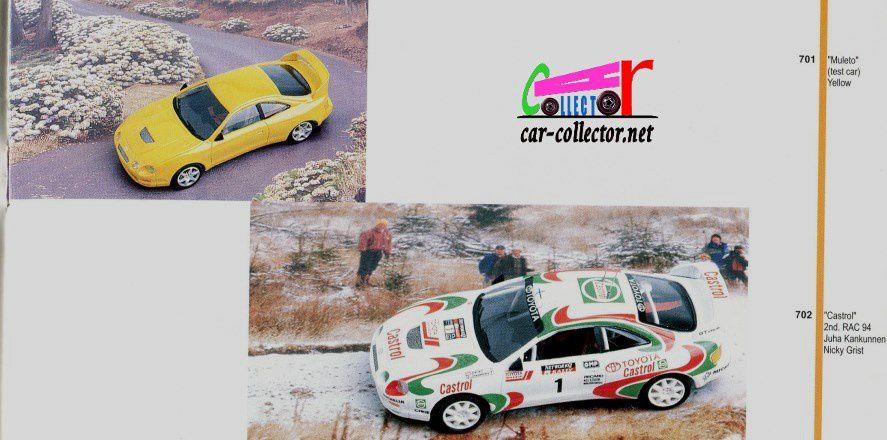 CATALOGUE TROFEU PORTUGAL 1997