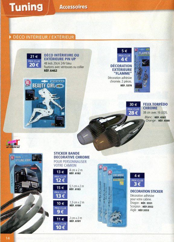 CATALOGUE BOUTIQUE FRANCE ROUTES N°63 MAI 2010