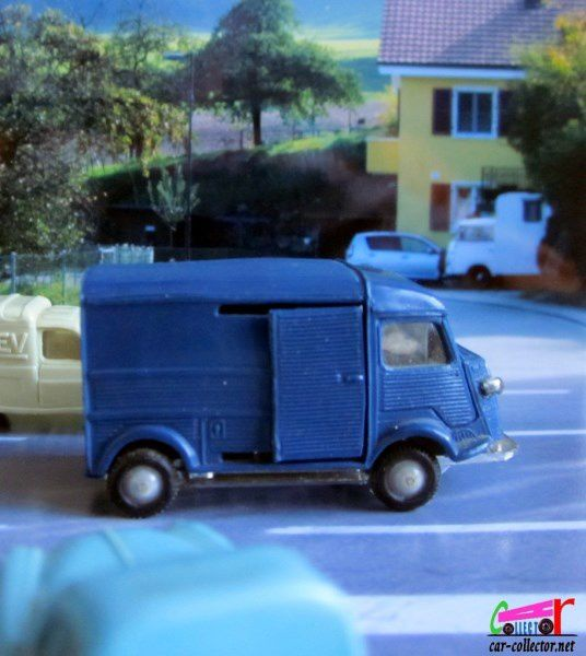 CITROEN TUB TYPE H 1200 KGS NOREV 1/86