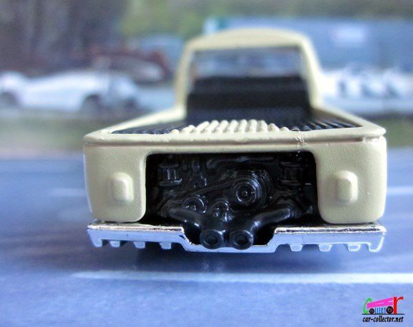 VOLKSWAGEN T2 PICKUP HOT WHEELS 1/64 - VW COMBI T2 PICK-UP.
