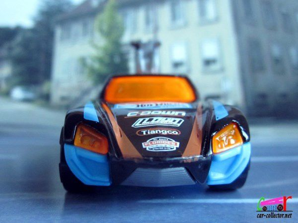 TOUR DE FAST HOT WHEELS 1/64