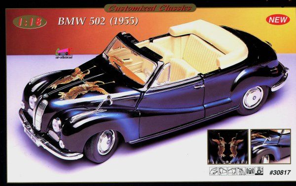 bmw-502-1955-customized-maisto