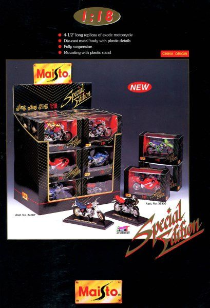 motos-special-edition-maisto