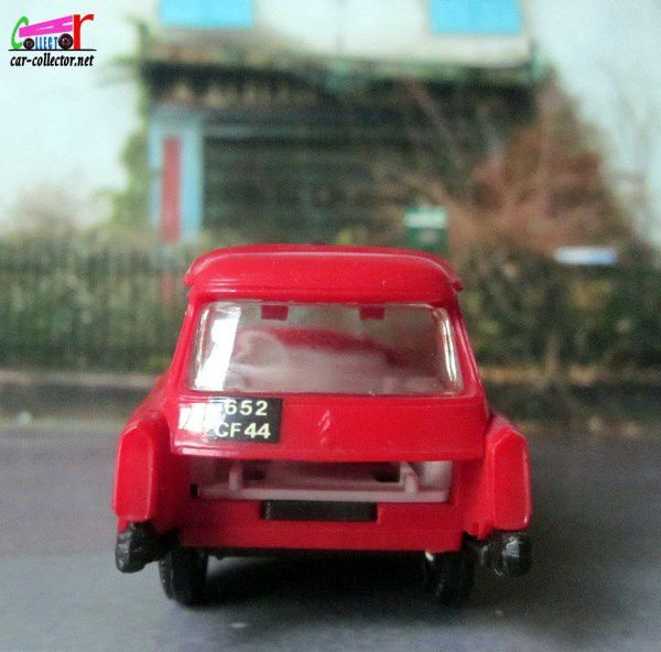 CITROEN DS ID 19 BREAK AMBULANCE 1963 NOREV 1/43