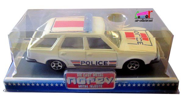RENAULT 18 TURBO BREAK POLICE NOREV 1/43