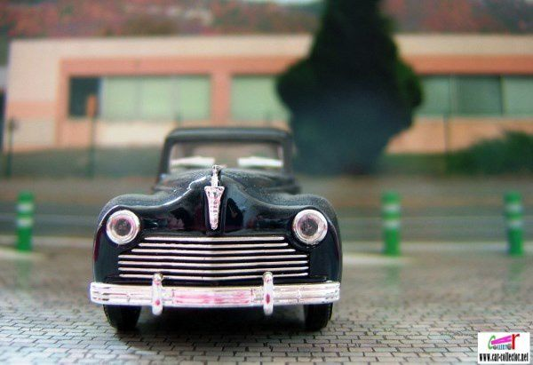 FASCICULE N°196 PEUGEOT 203 COUPE 1954 SOLIDO 1/43