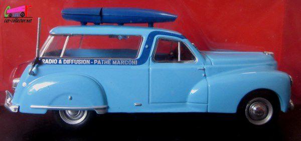 fascicule-numero-48-peugeot-203-radio-diffusion-pathe-marconi-la-fabuleuse-histoire-des-vehicules-publicitaires-hachette