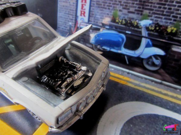 PEUGEOT 504 INJECTION SAFARI N°21 1969 NOREV 1/43