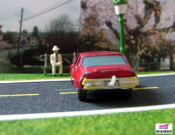 K-33 CITROEN SM MATCHBOX SPEED KINGS 1/36