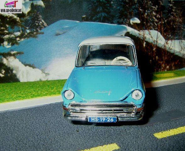 DAF DAFFODIL 30 VARIOMATIC 1961 NOREV 1/43