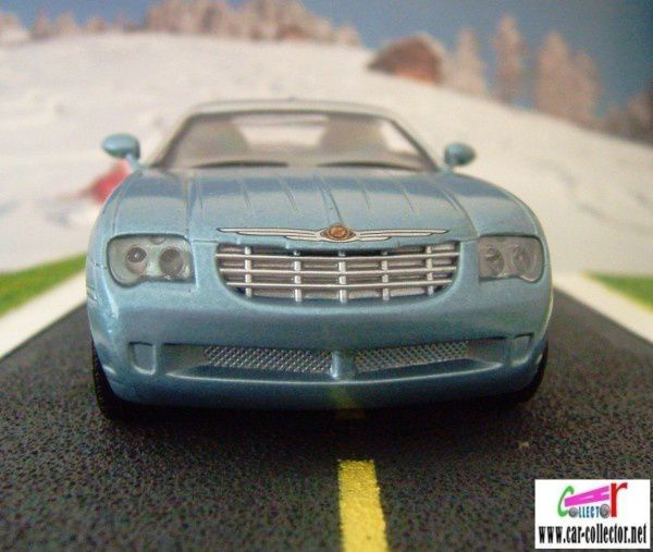 CHRYSLER CROSSFIRE 2004 1/32 NEWRAY