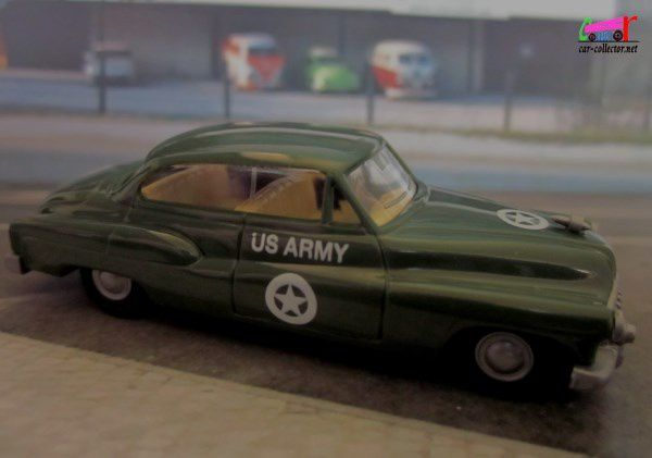 BUICK 1950 US ARMY BUSCH 1/87.