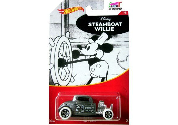32-ford-steamboat-willie-mickey-mouse-disney-hot-wheels-1-64