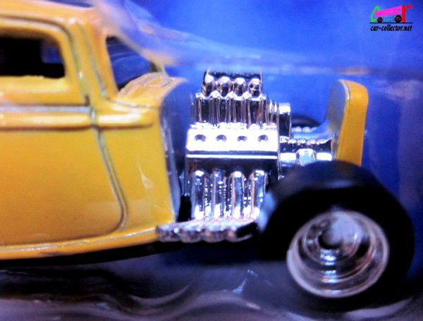32 FORD HOT WHEELS 1/64 - FORD HOT ROD 1932.