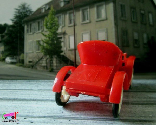 ISOTTA FRASCHINI COUPE 1902 CLE 1/45