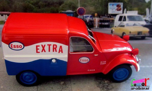 fascicule-8-citroen-2cv-azu-fourgonnette-1954-ixo-1-43-camionnettes-antan-altaya