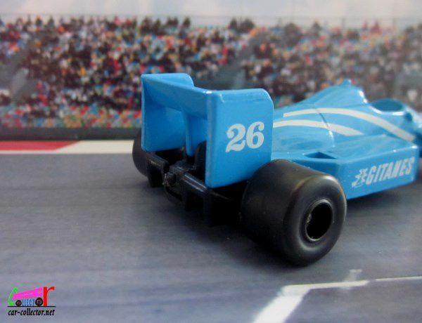 F1 LIGIER ANTAR JS25 1985 1/53 ANDREA DE CESARIS JACQUES LAFFITE PHILIPPE STREIFF CADEAU ELF.