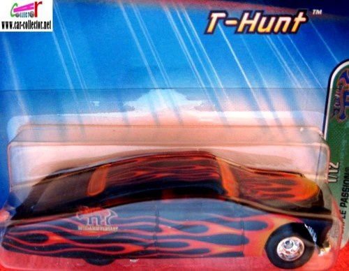 PURPLE PASSION FORD MERCURY COUPE 1951 HOT WHEELS 1/64.