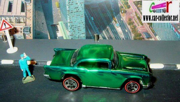 57-chevy-green-serie-classics-hot-wheels