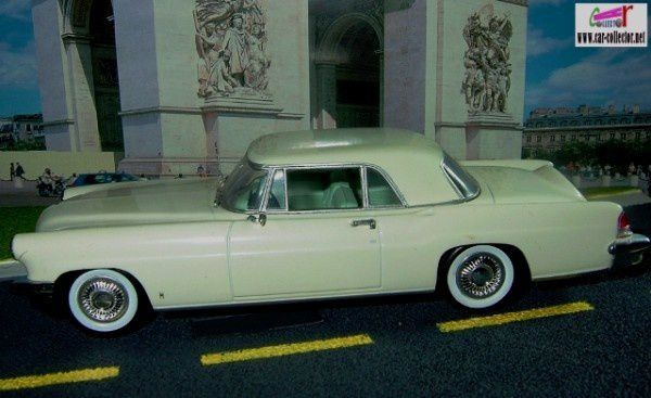 lincoln-continental-mk2-creme-minichamps-1-43