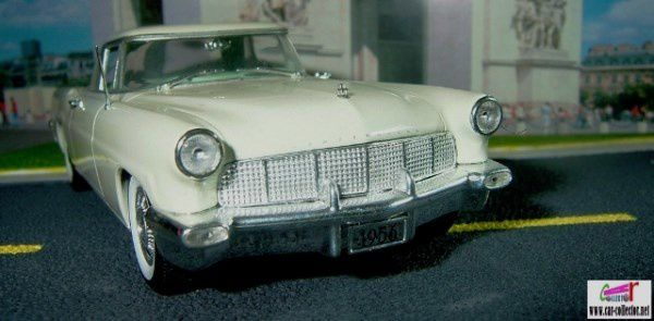 LINCOLN CONTINENTAL MKII 1956 MINICHAMPS 1/43 CONTINENTAL MK2.