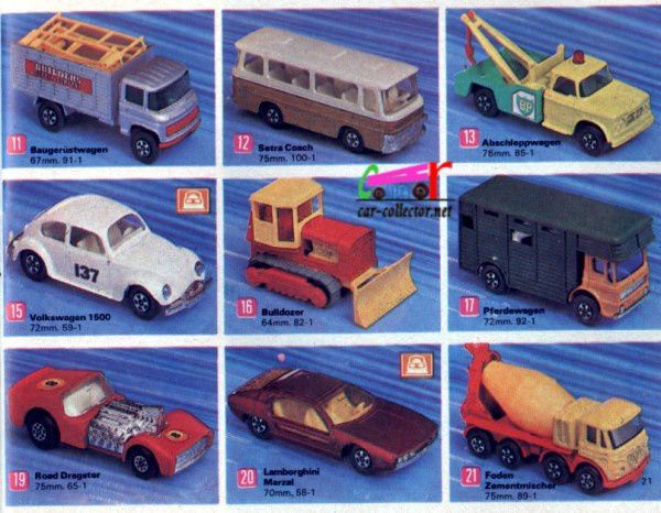 catalogue-matchbox-1971-allemagne-page-21-lamborghini-marzal-setra-coach-road-dragster