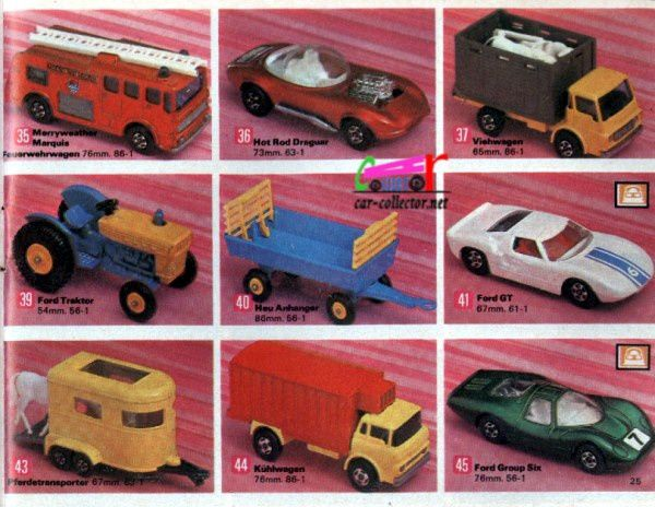 catalogue-matchbox-1971-allemagne-page-25-hot-rod-draguar-ford-gt