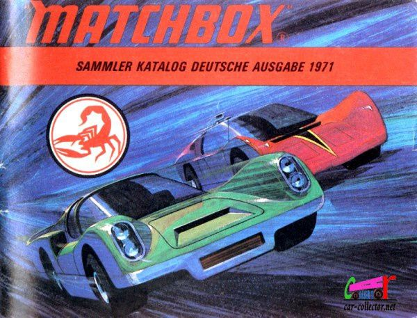 catalogue-matchbox-1971-allemagne-katalog-matchbox-1971-gmbh