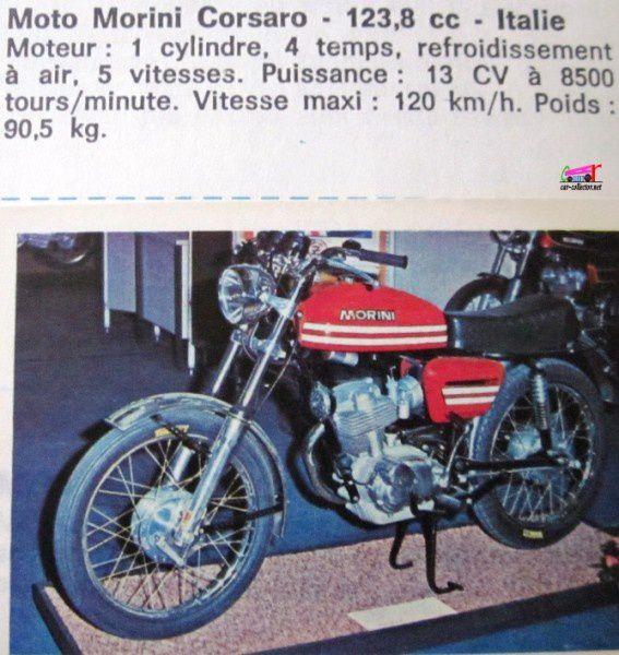vignette-autocollante-panini-moto-morini-corsaro-125-italia