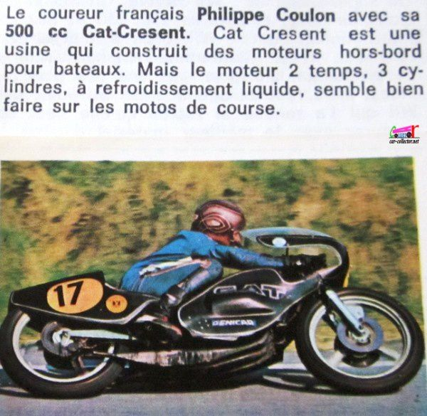 vignette-autocollante-panini-motos-en-action-français-philippe-coulon-cat-cresent-500cc