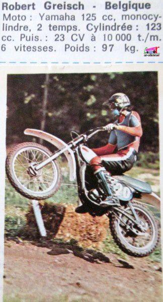 vignette-autocollante-panini-motos-en-action-robert-greisch-belquique-yamaha-125cc