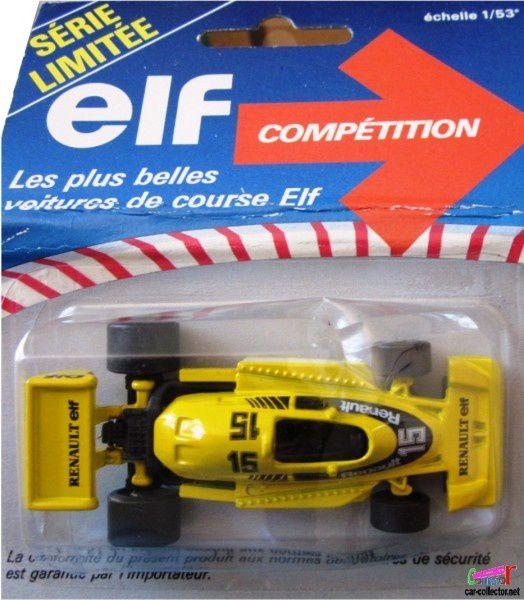 F1 RENAULT RS 01/02 V6 TURBO 1977 1/53 JEAN PIERRE JABOUILLE
