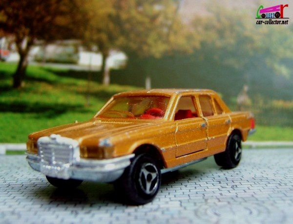mercedes-450-se-gold-majorette-interieur-rouge-reference-249-made-in-france