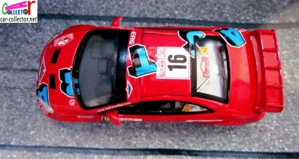 FASCICULE N°37 PEUGEOT 307 WRC 2006 MONTE CARLO IXO 1/43.